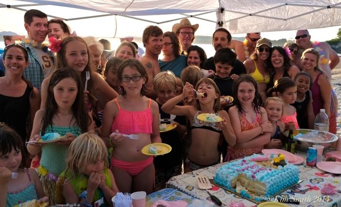 Lotus Birthday Niles Beach party-2 ©Kim Smith 2014