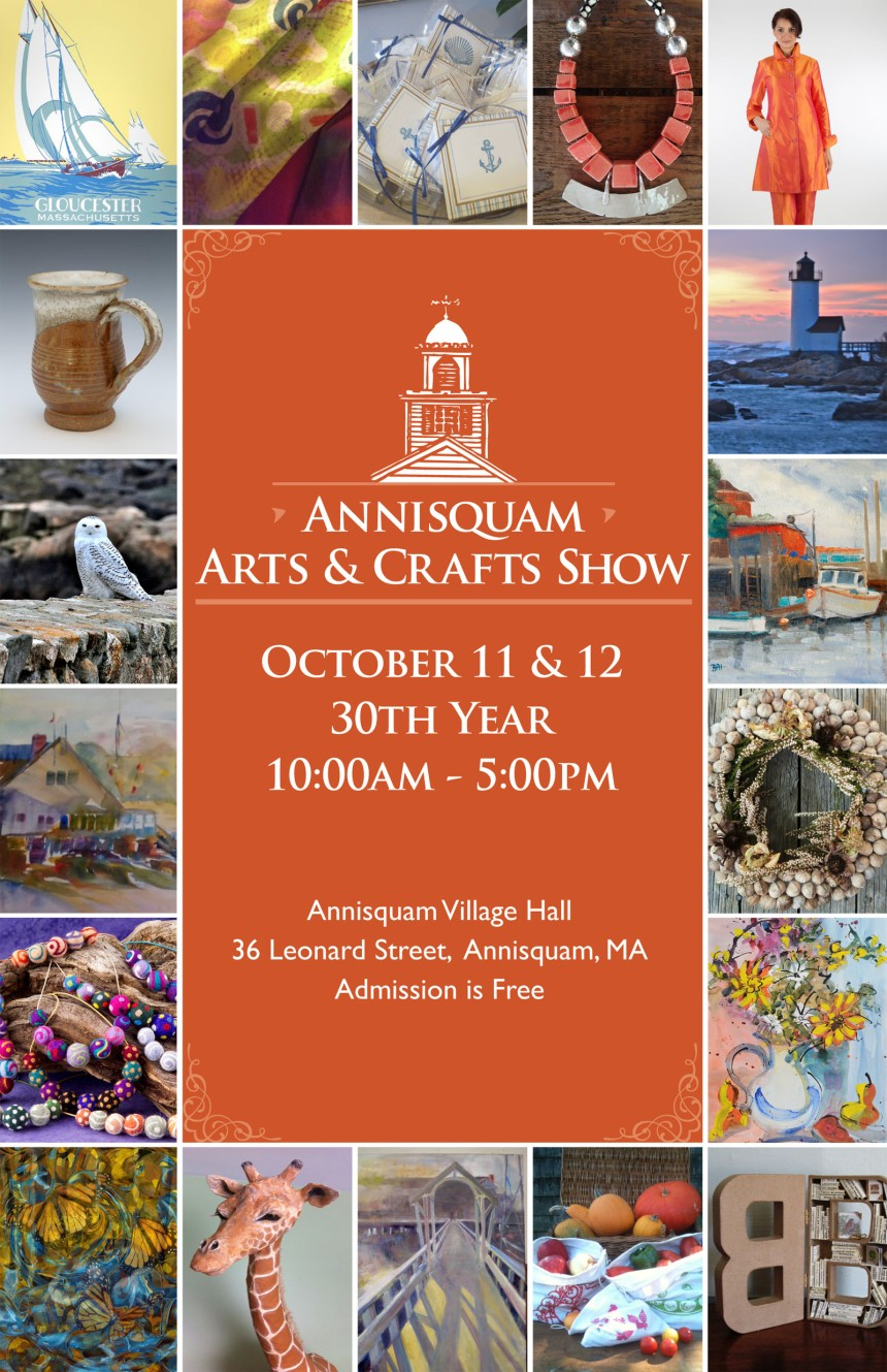 annisquam arts and crafts show 2014