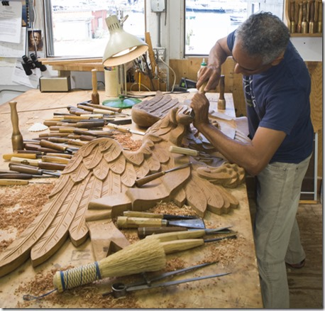 artisan,traditional skills,small business,wood chisels,work shop,