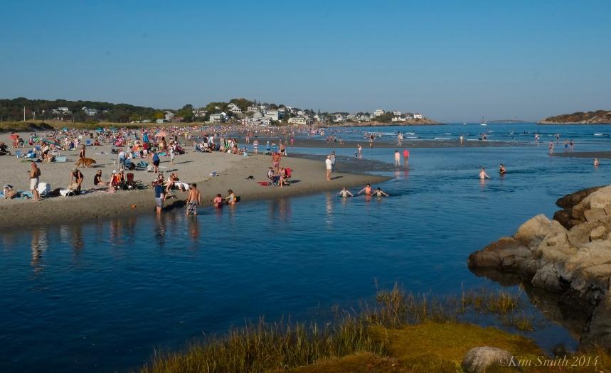 Good Harbor Beach September ©Kim Smith 2014