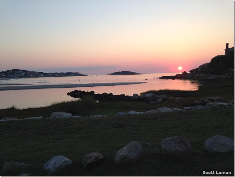 sep 5 sunrise