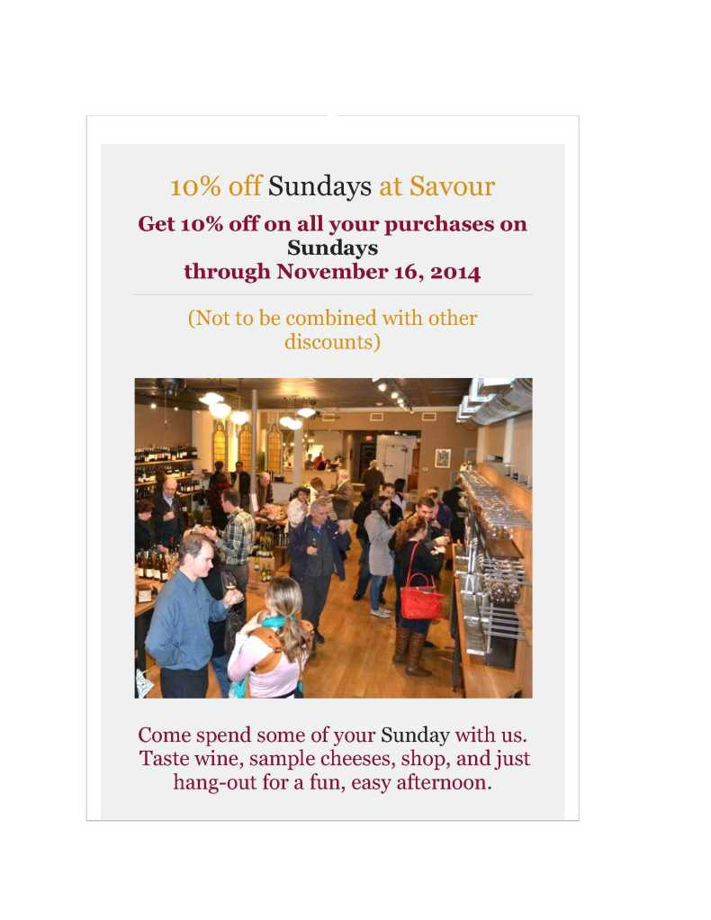 Sundays!0%off_1