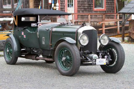 A BRG Bentley