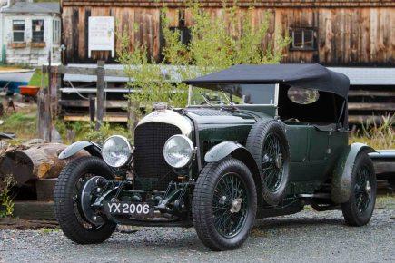 Another BRG Bentley..