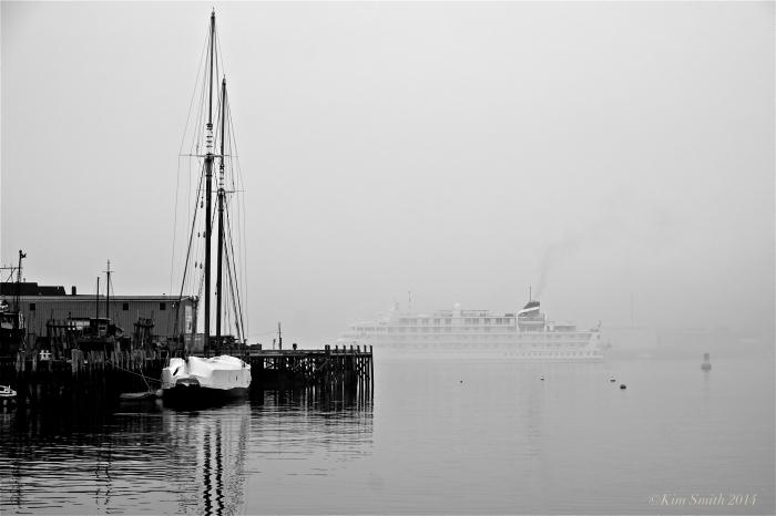 Ghost ship!