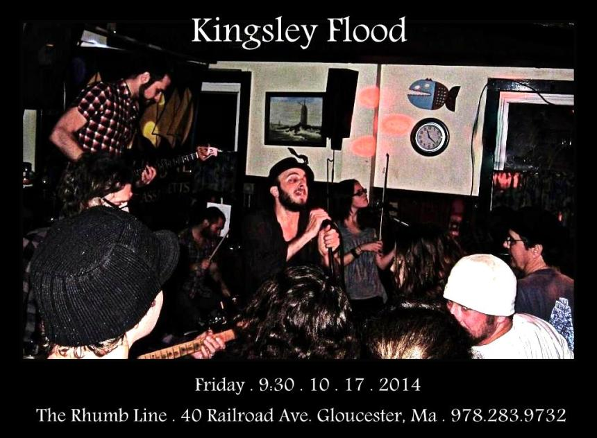 kingsley flood prl