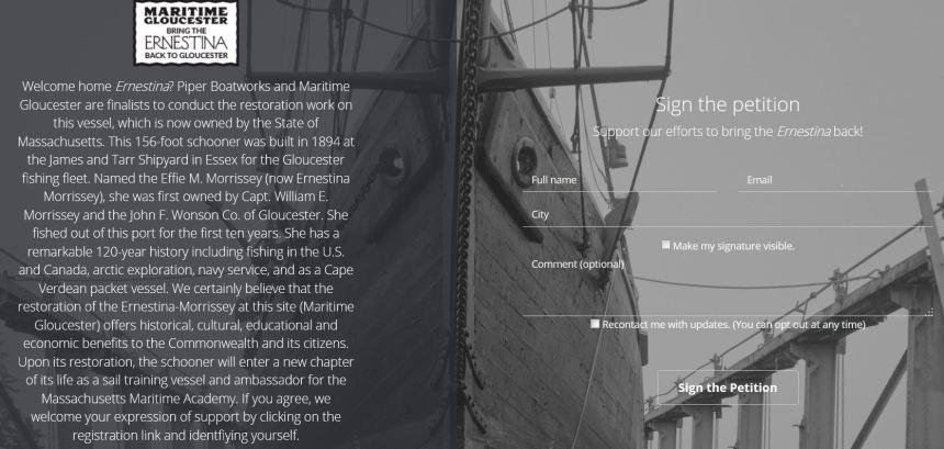 maritimegloucesterernestina
