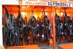 Clydesdale harness