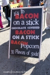Bacon on a Stick?
