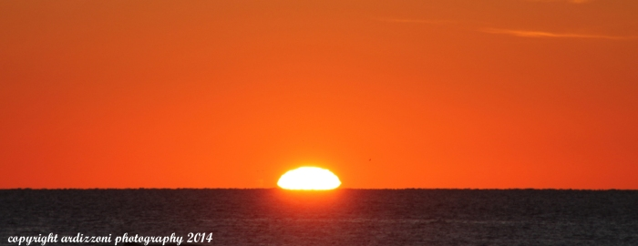October 13, 2014 another beautiful sunrise