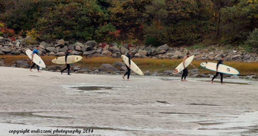 October 4, 2014 Surf's done