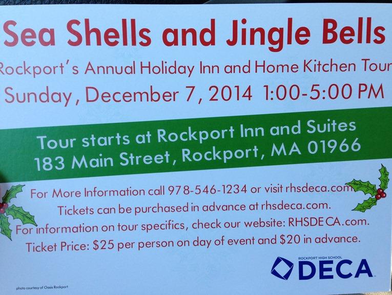 Sea Shells and Jingle Bells