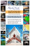 2014 holiday show poster Rocky Neck