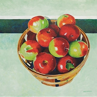 Apples Acrylic-1