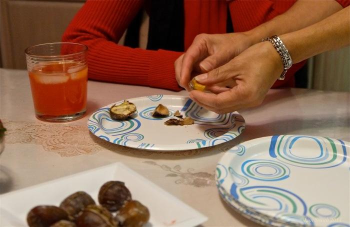 Chestnuts ©Kim Smith 2014
