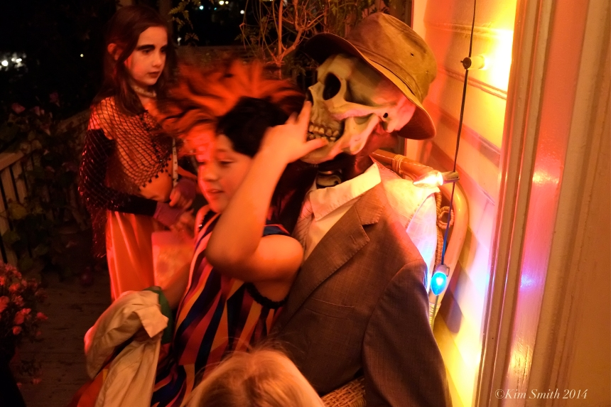 Halloween Plum Street ©Kim Smith 2014