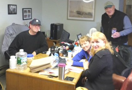 Joey Toby Donna Kim Podcast 105 Paul Frontiero