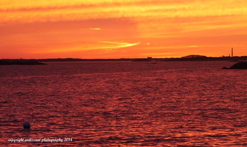 November 25, 2014 11 25 sunset
