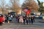 November 30, 2014 start of parade