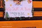 November 30, 2014 Stuff a bus