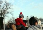 November 30, 2014 waiting for the parade