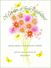Oh Garden! Cover 300dpi Cape Ann Magazine ©Kim Smith