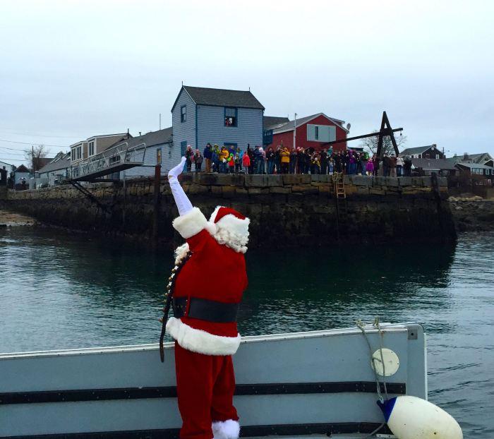 First the Tuna Wharf.
