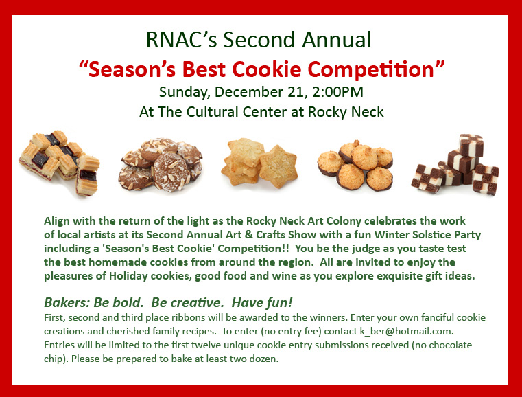 cookie competition 2014