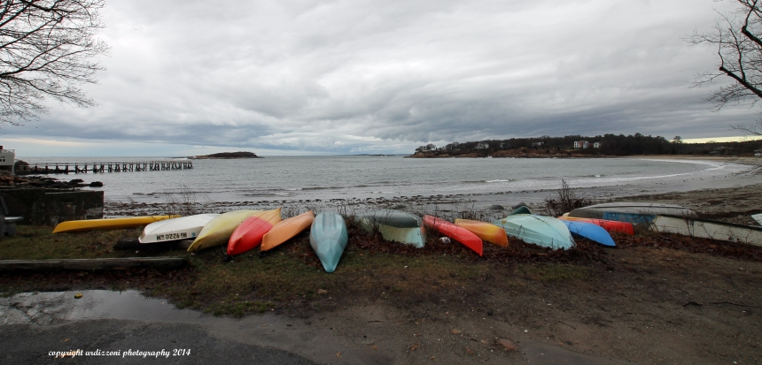 December 25, 2014 Kayaks on Christmas day