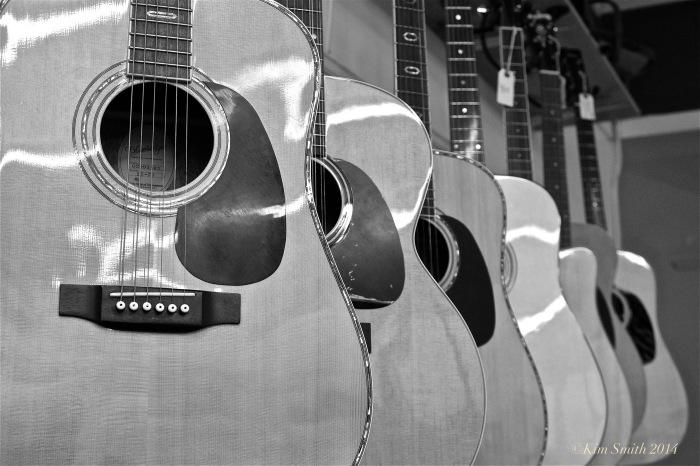 Diamond Cove Music Store Gloucester MA ©Kim Smith 2014