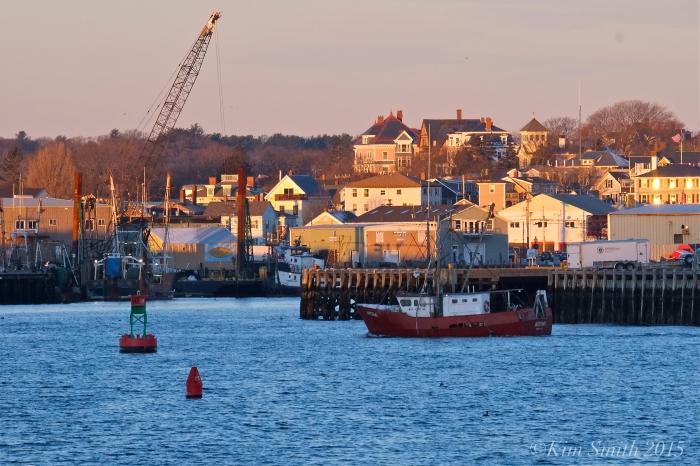 Artemis Fishing Boat Gloucester MA ©Kim Smith 2015