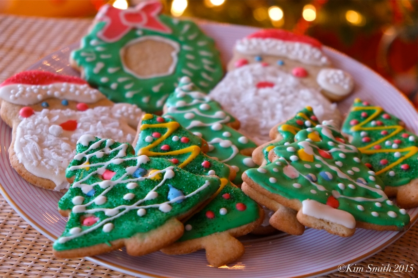 Briar's Christmas Cookies ©Kim Smith 2015