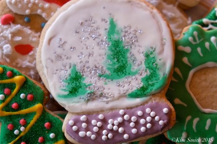 Briar's Christmas Cookies Snow Globe ©Kim Smith 2015JPG