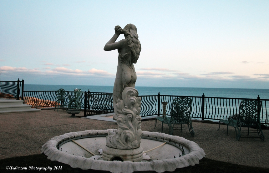 January 13, 2015 Mermaid waiting for sunset