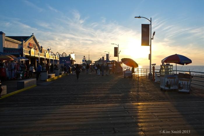 Santa Monica Pier -2 ©Kim Smith 2015