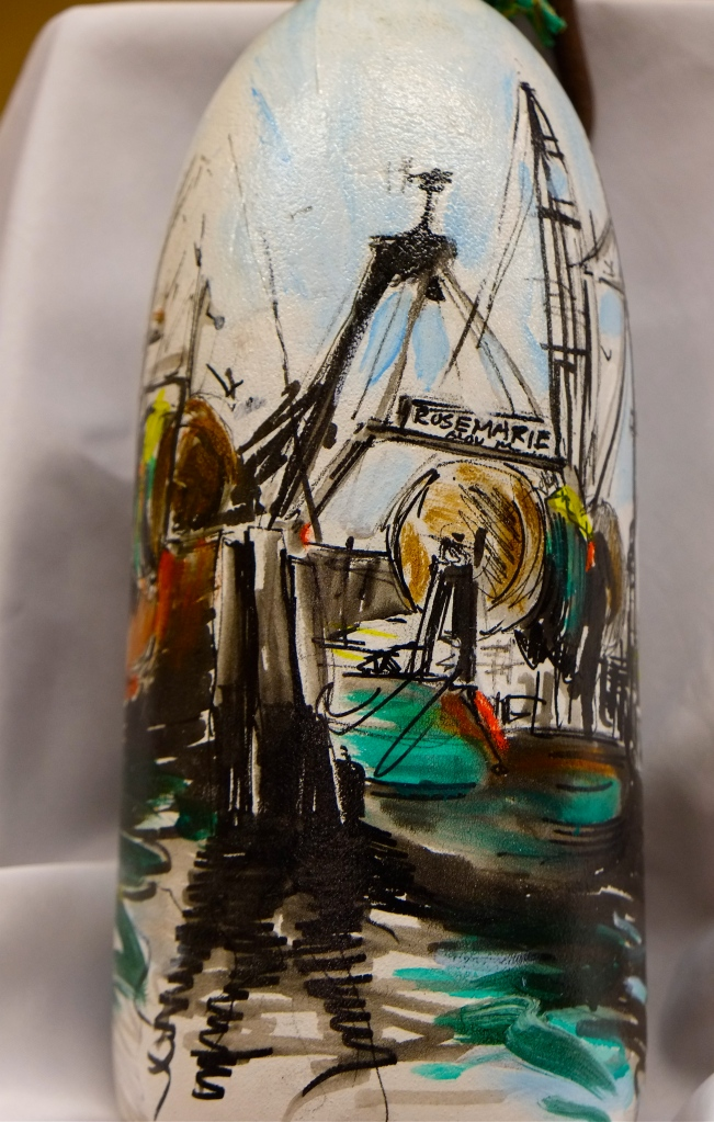 Traci Corbett Buoy ©Kim Smith 2015jpg