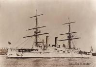 """USS Boston, 1904."""