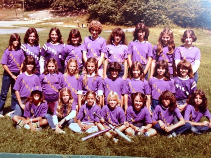 East Glouceseter Vikings Youth Softball
