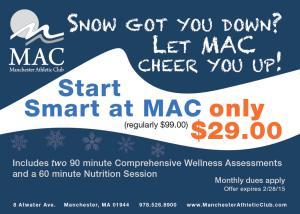 Come visit us at MAC before 2/28!