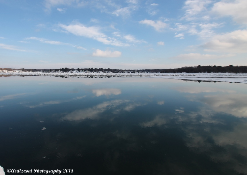 February 22, 2015 reflections from Jones Pier