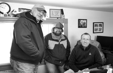 Joey, Craig, Toby 118 podcast ©Kim Smith 2015