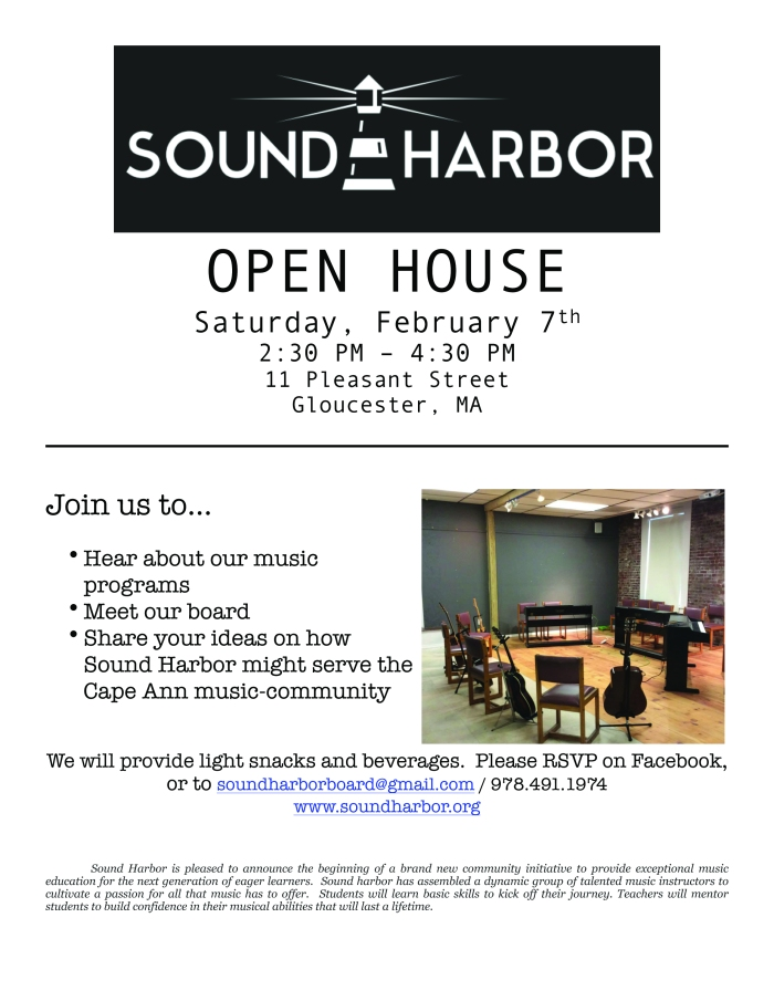 Meet Sound Harbor 2.7.15