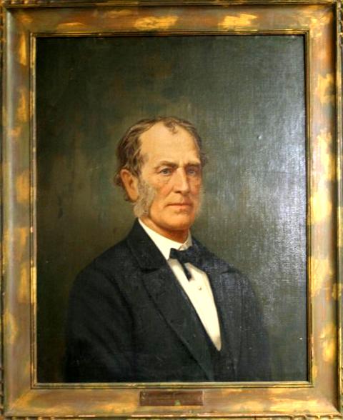 Portrait Addison Gilbert Gloucester