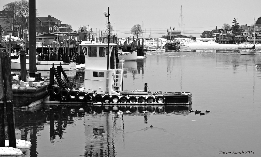 Tugboat Smith's Cove Gloucester ©Kim Smith 2015