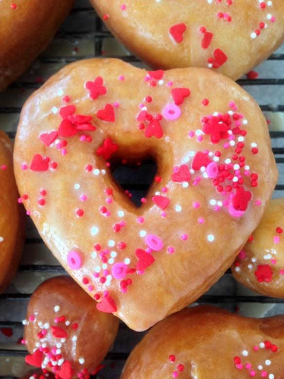 valentine donut 1