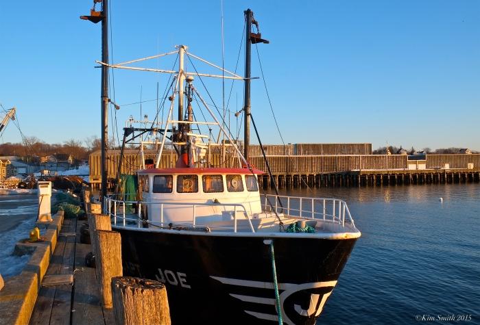Capt Joe Gloucester fishing boat. -2 ©Kim Smith 2015