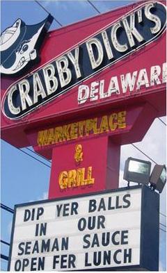 crabby dick