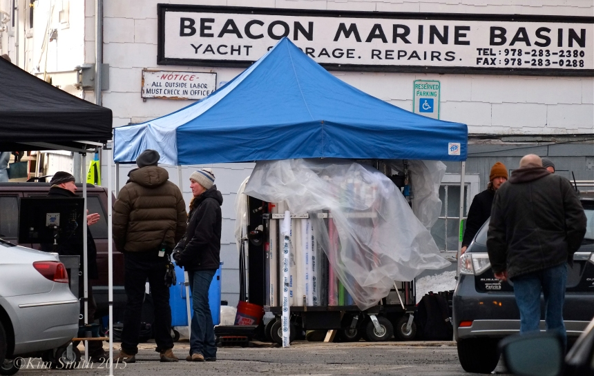 Manchester By The Sea Film Beacon Marine Basin  © Kim Smith 2015JPG
