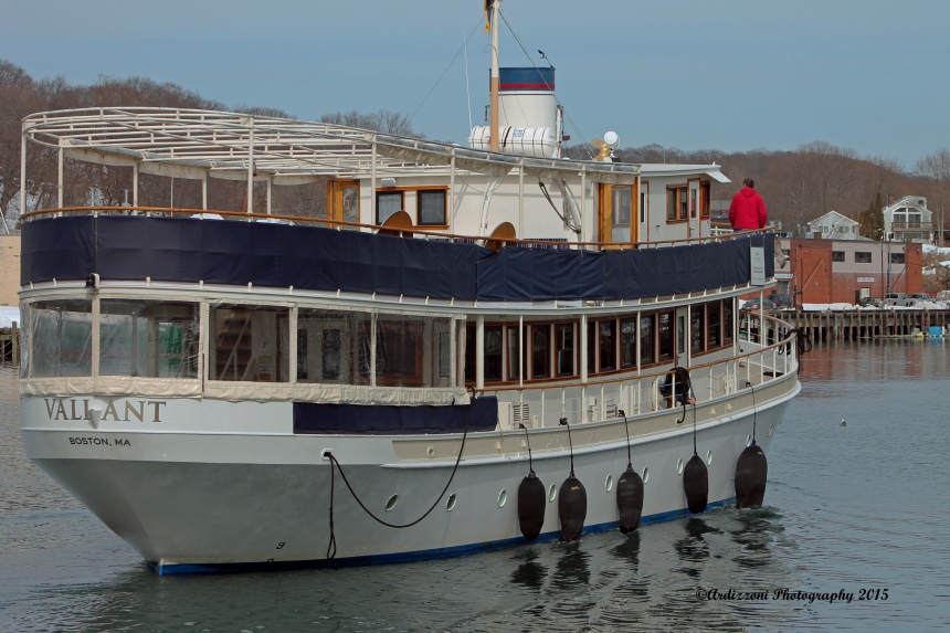 March 10, 2015 Valiant out of Boston