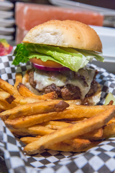 Minglewood burger